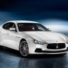 Maserati will never become 100% electric, needs gas engines