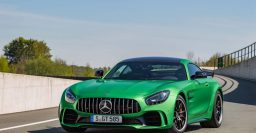 2017 Mercedes-AMG GT R: Confusing name has more green power