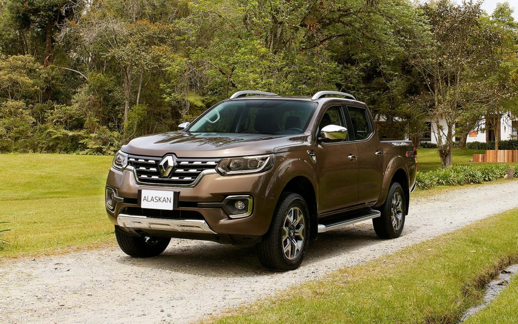 Renault Alaskan Etymology What Does Its Name Mean