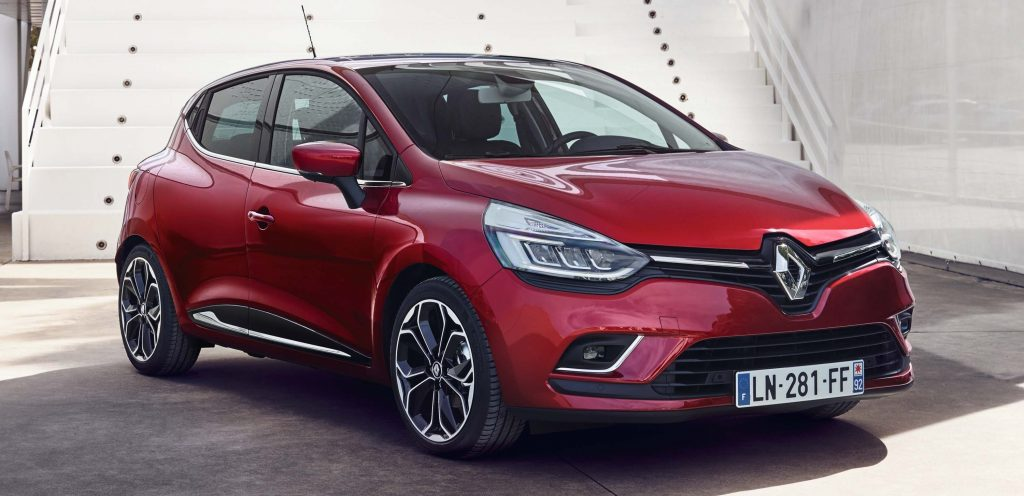 Renault Clio IV facelift (2017) photo gallery  Between the Axles