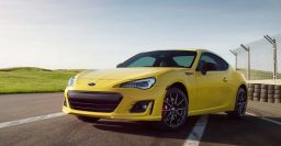 2017 Subaru BRZ Series Yellow: Brembo, Sachs, leather standard