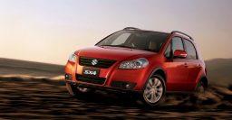 Suzuki SX-4 etymology: What does its name mean?