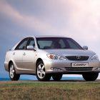 Toyota Camry (XV30, 2001-2006, EU) photo gallery