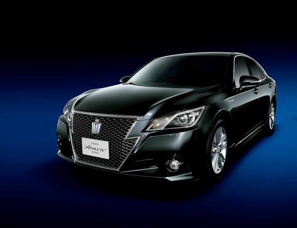 Chevrolet Latest Models >> Toyota Crown Athlete (2012, S210) photo gallery
