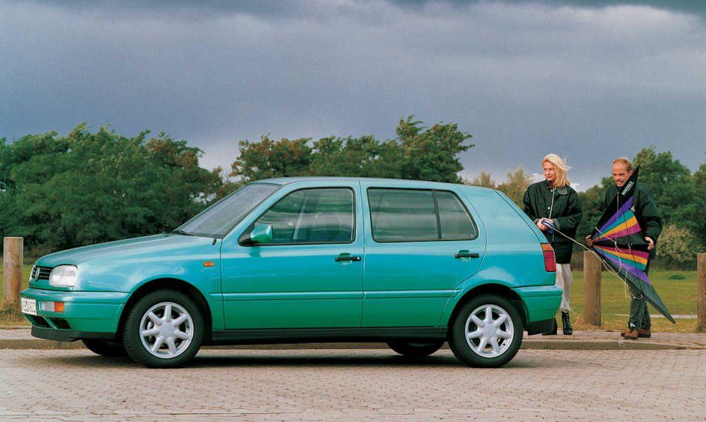 Volkswagen Golf (Mark III, Type 1H/1E, 1991-2002) photo ...
