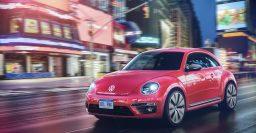 2017 Volkswagen #PinkBeetle: We have peak naming stupidity