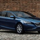 Volvo V40 (2017 facelift, P1) photo gallery
