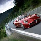 Alfa Romeo 8C Competizione coupe (2007) photo gallery