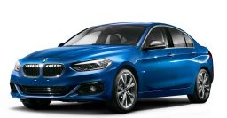 2017 BMW 1-Series FWD sedan is a China only model, for now