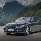 BMW 740Le iPerformance (G12, 2016) photo gallery