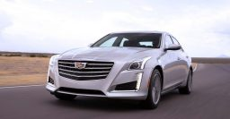 2017 Cadillac CTS facelift: Tweaked styling, LCD mirror