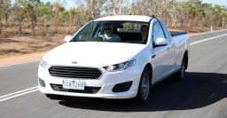 Ford Falcon ute production has ended: RIP July 29, 2016