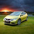Honda Civic hatch (2011, FK2, ninth generation, Australia) photos