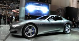 2018 Maserati Granturismo, Grancabrio means Alfieri delayed until 2021