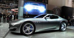 2018 Maserati Granturismo, Grancabrio means Alfieri delayed until 2021