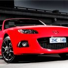 Mazda MX-5 PRHT (NC facelift 2, 2012, Australia) photo gallery