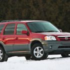 Mazda Tribute (CD2, 2005, USA, Canada) photo gallery