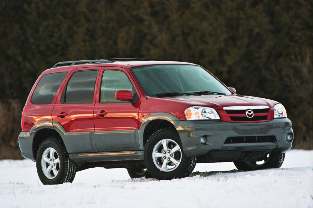 Mazda 3 Next Generation >> Mazda Tribute (CD2, 2005, USA, Canada) photo gallery | Between the Axles