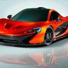 McLaren P1 (2012) photo gallery