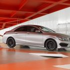 Mercedes-Benz CLA (C117, 2013) photo gallery