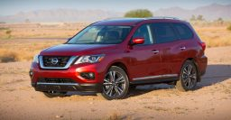 2017 Nissan Pathfinder: Starts at $30k, new styling, more power