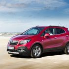 Opel Mokka I (2012, Gamma II, EU) photo gallery