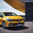 Renault Clio RS (IV facelift, 2016) photo gallery