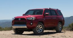 2017 Toyota 4Runner TRD Off-Road isn't quite a Pro
