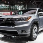 Toyota Highlander (XU50, 2014, USA, NYIAS) photo gallery