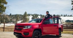 2017 Chevrolet Colorado: New 3.6L V6 with 308hp, 8-speed auto