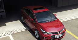 Global Chevrolet Cruze to go on sale in China this year
