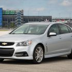 Chevrolet SS sedan (2014, VF, USA) photos