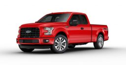 2017 Ford F-150 STX: New styling pack sits between XL and XLT