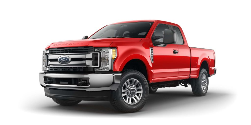 2017 Ford Super Duty STX: New dress up pack for F-250, F ...