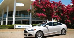 Ford wants to have autonomous ride sharing cars and taxis by 2021