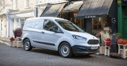 Ford Transit Courier and Courier names trademarked in the US