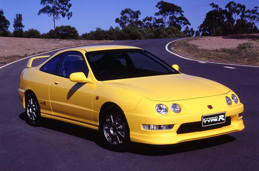 Honda Integra Type R 1999 Dc2 Australia Photos