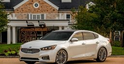 2017 Kia Cadenza: Second generation model starts $31,990