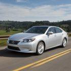 Lexus ES (XV60, 2012) photos