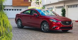 2017 Mazda 6: New G-Vectoring Control, Nappa leather options