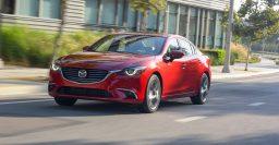 2017 Mazda 6: Starts at $22k, G-Vectoring Control standard