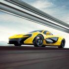 McLaren P1 (2013) photos