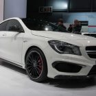 Mercedes-Benz CLA45 AMG (C117, 2013 New York Auto Show) photos