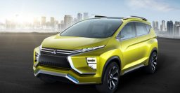 2017 Mitsubishi Delica D:5 previewed by XM Concept in Indonesia