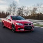 Holden Commodore SS-V Redline ute @ Nurburgring (VF, 2013) photos