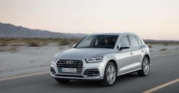 2018 Audi Q5: New SUV has Q7 cues without the ugly, made in Mexico