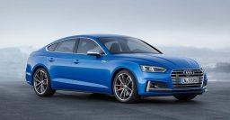 2018 Audi S5 Sportback: Familiar second-gen hatch on sale 2017