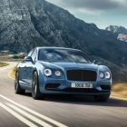 Bentley Flying Spur W12 S (2016, first generation) photos