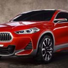 BMW X2 Concept (2016) photos