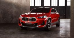 2019 BMW X2 previewed by radical new concept that rewrites design rules